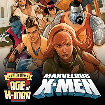 Age Of X-Man: The Marvelous X-Men (2019)
