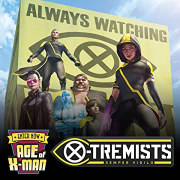 Age Of X-Man: X-Tremists (2019)