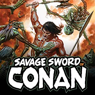 Savage Sword Of Conan (2019-)