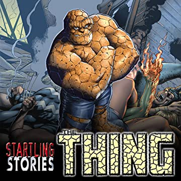 Startling Stories: The Thing