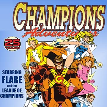 Champions Adventures
