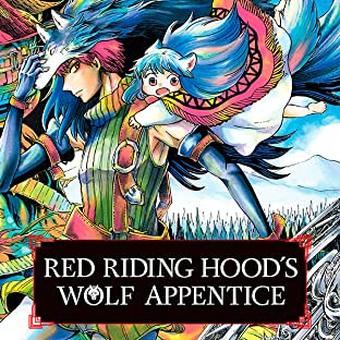 Red Riding Hood's Wolf Apprentice