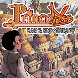 Princeless, Vol. 7: Find Yourself
