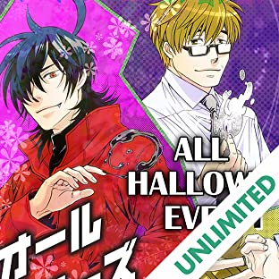 All Hallow's Even (Yaoi Manga)