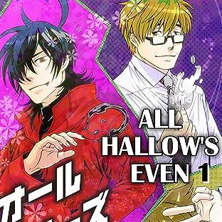 All Hallow's Even (Yaoi Manga)