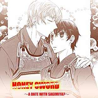Honey Sword (Yaoi Manga)