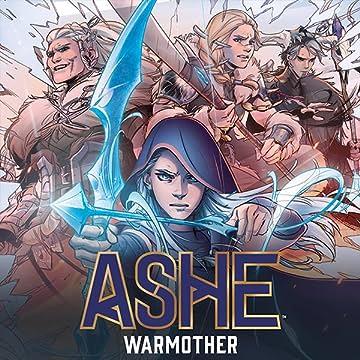 League of Legends – Ashe: Războinica-Mamă Special Edition (Romanian)