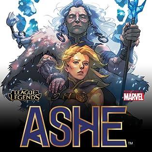 League of Legends: Ashe: Válečná Matka Special Edition (Czech)