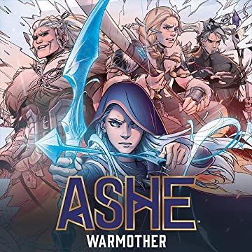 League of Legends: Ashe: Warmother Special Edition (Brazilian Portuguese)