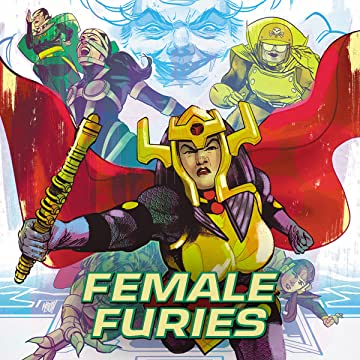 Female Furies (2019-)