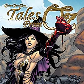 Grimm Fairy Tales: Tales from Oz