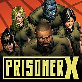 Age Of X-Man: Prisoner X (2019)