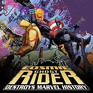 Cosmic Ghost Rider Destroys Marvel History (2019)