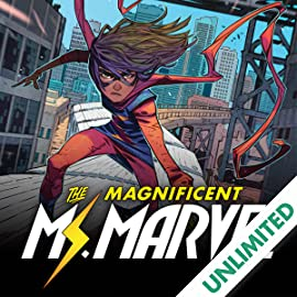 Magnificent Ms. Marvel (2019-)