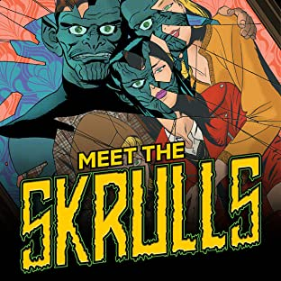 Meet The Skrulls (2019)