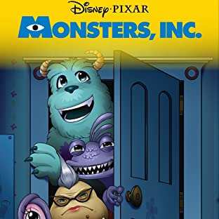 Disney Manga: Monsters Inc.