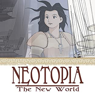 Neotopia Vol. 4: The New World