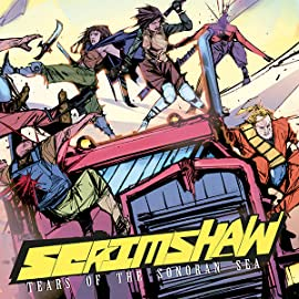Scrimshaw: Tears of the Sonoran Sea