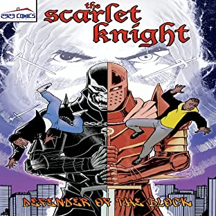 The Scarlet Knight: Defender of the Block
