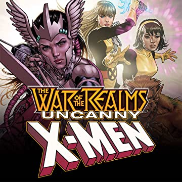 War Of The Realms: Uncanny X-Men (2019)