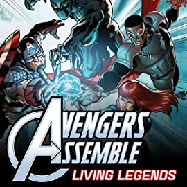 Avengers Assemble: Living Legends