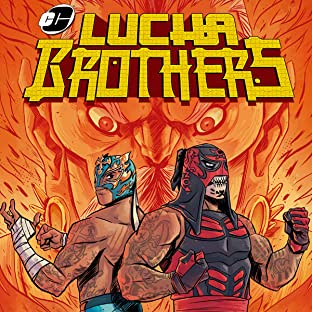 Masked Republic Luchaverse: Lucha Brothers