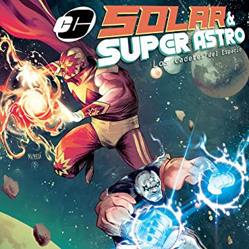 Masked Republic Luchaverse: Solar & Super Astro