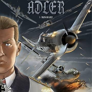 Wings of War Adler
