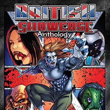 British Showcase Anthology