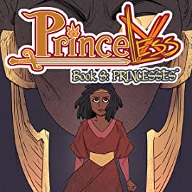 Princeless, Vol. 8: Princesses