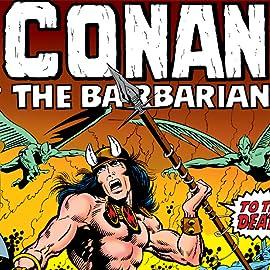Conan The Barbarian (1970-1993)