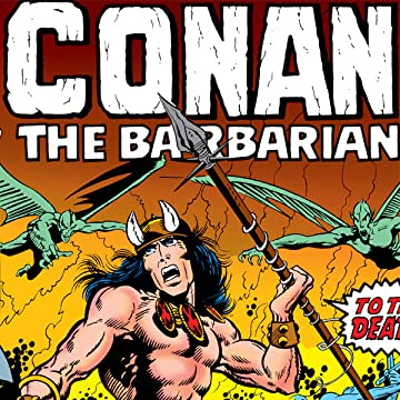 Conan The Barbarian (1970-1993)