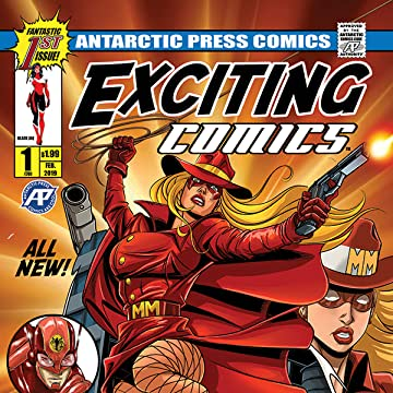Exciting Comics