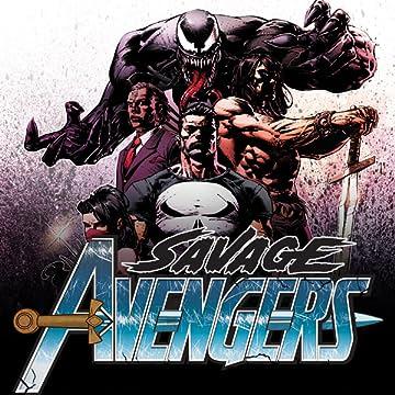 Savage Avengers (2019-)