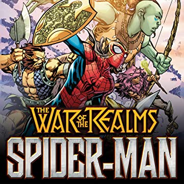 Spider-Man & The League Of Realms (2019)