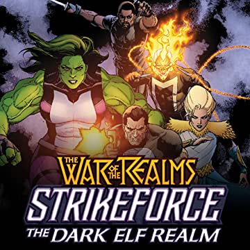 War Of The Realms Strikeforce (2019)