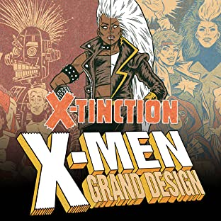 X-Men: Grand Design - X-Tinction (2019)
