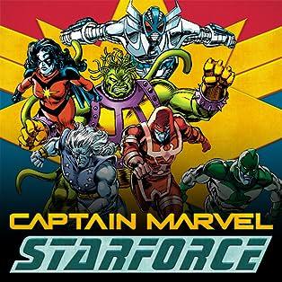 Captain Marvel: Starforce