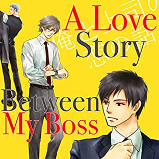A Love Story Between My Boss and I (Yaoi Manga)