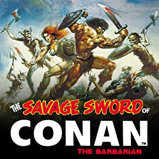 Savage Sword Of Conan (1974-1995)