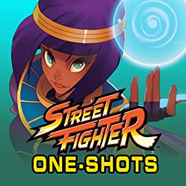 Street Fighter One-shots
