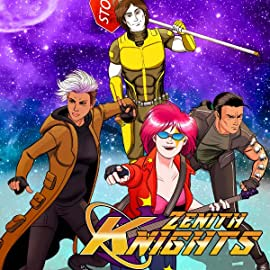 Zenith Knights, Vol. 1: To Arms!