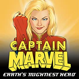 Captain Marvel: Earth's Mightiest Hero