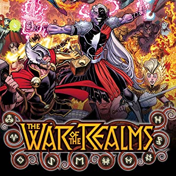 War Of The Realms Magazine (2019)