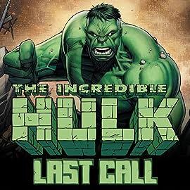 Incredible Hulk: Last Call (2019)