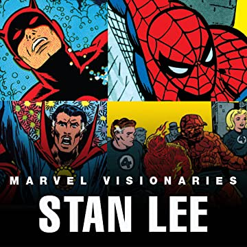 Marvel Visionaries: Stan Lee