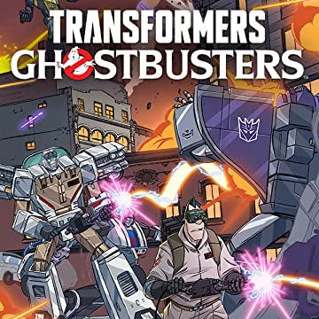 Transformers/Ghostbusters