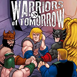 Warriors of tomorrow, Vol. 1: The History