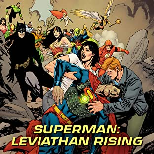 Superman: Leviathan Rising Special (2019)