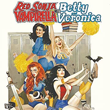 Red Sonja & Vampirella Meet Betty & Veronica